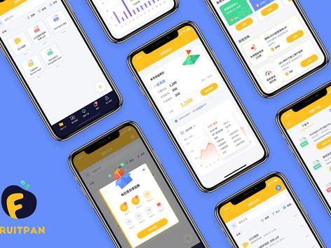 FruitPan Web Design