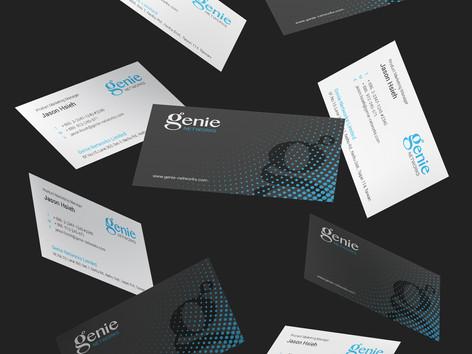 Genie Networks CI Design