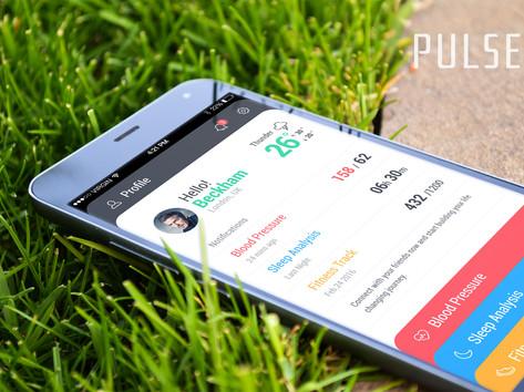 Pulse App Design