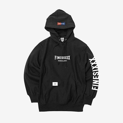 Pullover Hoodie 01 - BLACK