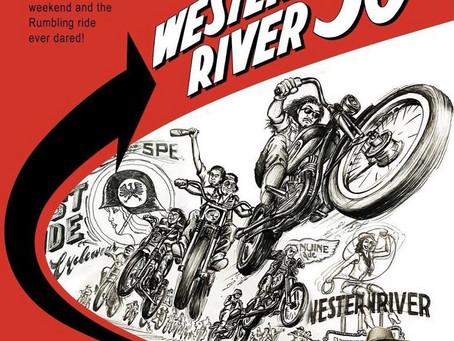 WESTERN RIVER 30th ANV' WEEK 2021