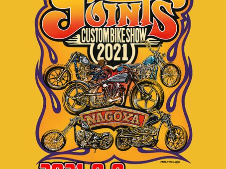 JOINTS CUSTOM  BIKE SHOW  2021