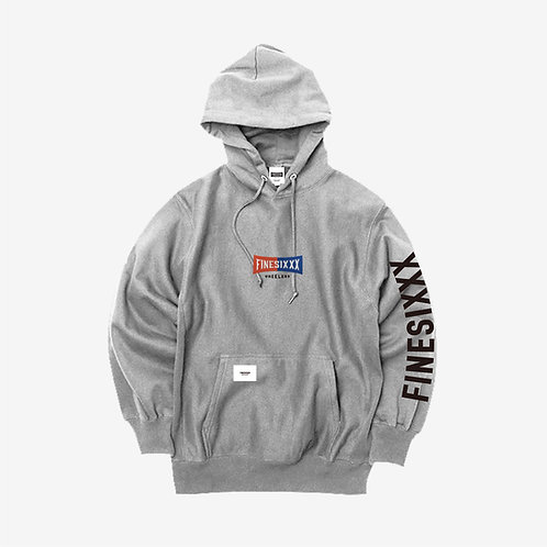 Pullover Hoodie 02 - GRAY