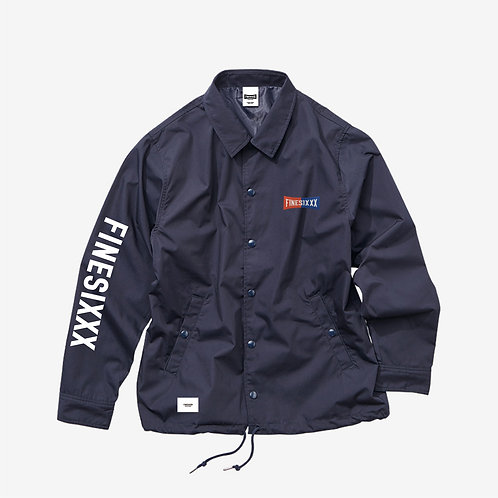 [先行予約限定]T/C Weather Jacket - NAVY