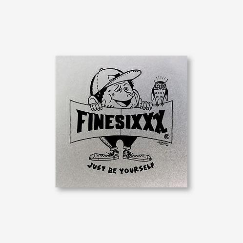 Finesickboy Sticker