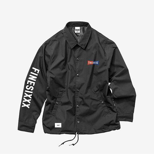 T/C Weather Jacket - BLACK