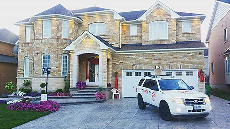 Covering another house event.jpg Its always best to be safe with On Watch Security Services.jpg