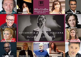 Faculty Accademia d'Opera Italiana by AdE