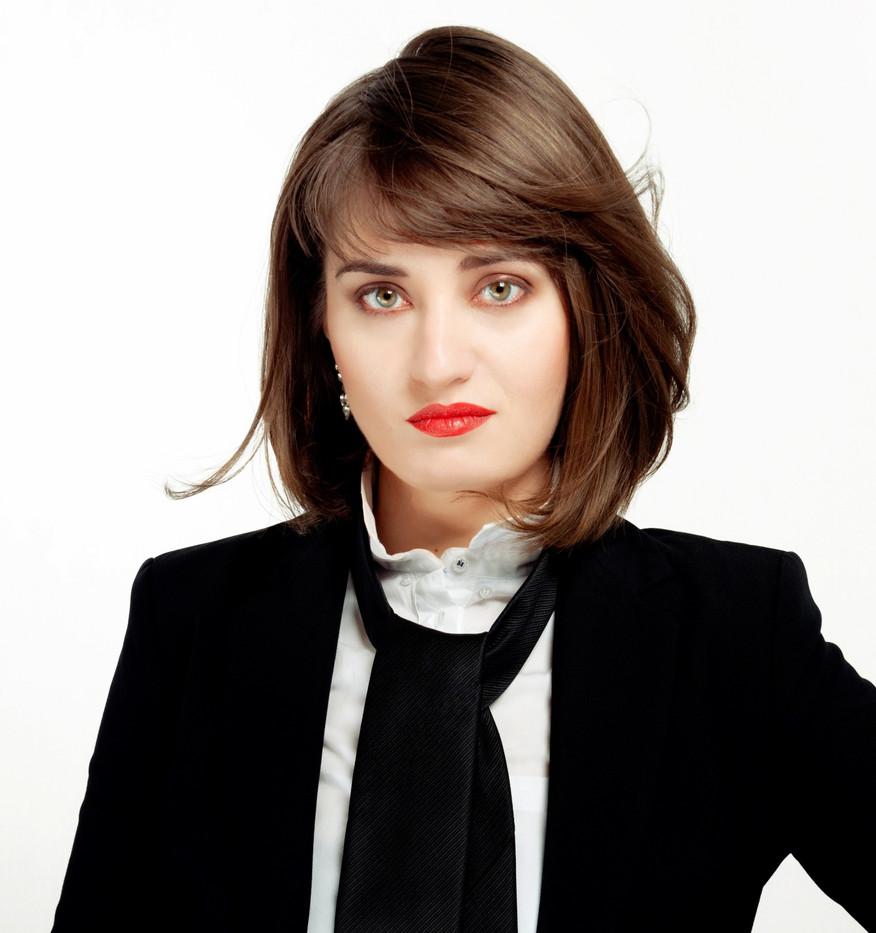 Maria Zoi mezzo-soprano