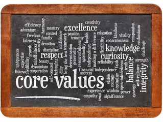 Success or Values, What's More Important?