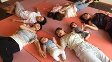 Baby Yoga開催しました!