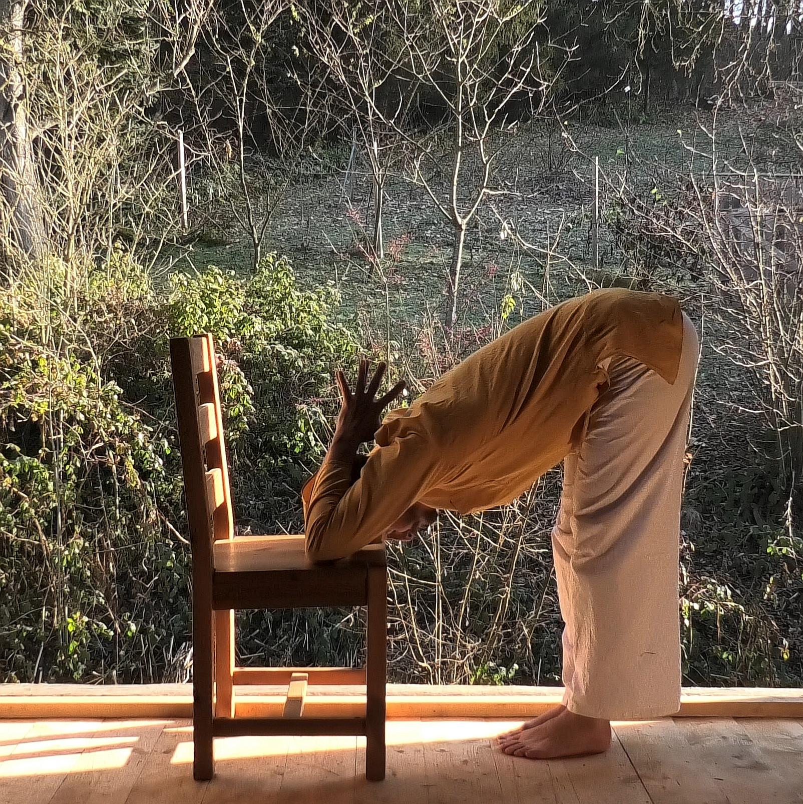 Yoga am Sessel | BASIC Workshop