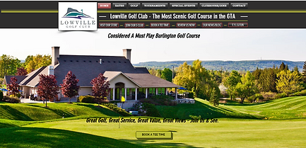 Golf Course Marketing Companies Website Lowville