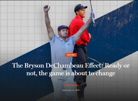 Has Golf Changed?