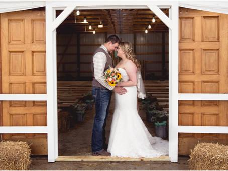 {Moli & Kyle} Alexandria, MN             Country Wedding