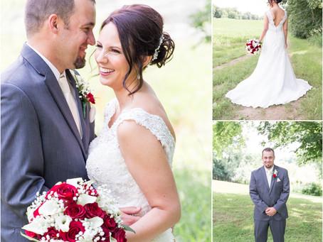 {Kendra & Sam} Richmond, Minnesota Wedding