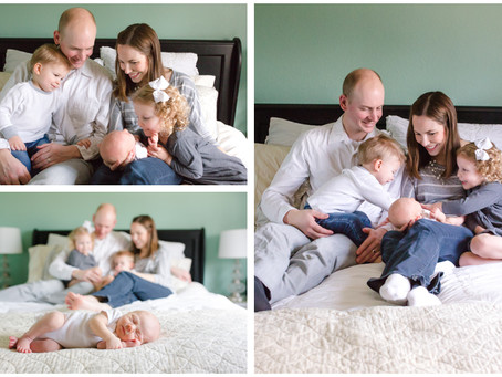 {Baby William} In-home Newborn Photography Session