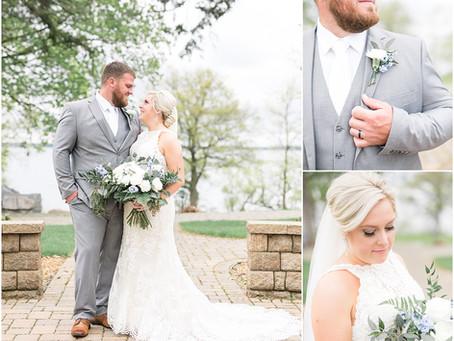 {Jannel & Brian} Mount Carmel Ministries Wedding, Alexandria Minnesota