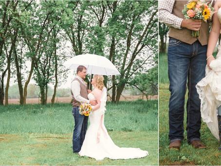 2017: The Year of Rainy Wedding Days