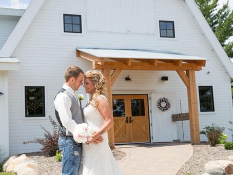 {Jennifer & Kasey} Gathered Oaks Alexandria, MN Wedding