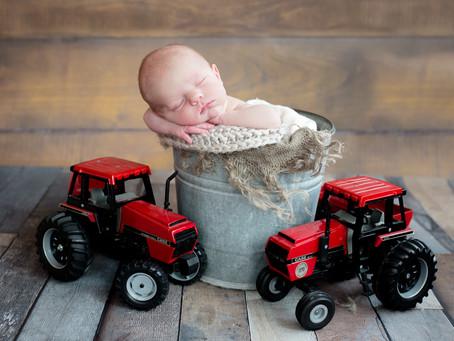 {Cade} Newborn Baby Boy