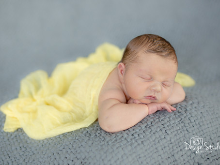 {Baby Max} Newborn Photography Session