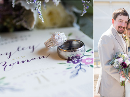 {Hayley & Roman} Central Minnesota Spring Wedding