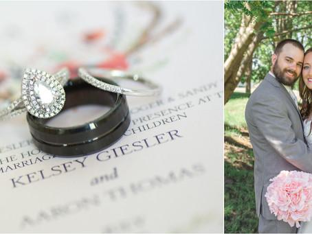 {Kelsey & Aaron} Central Minnesota Wedding