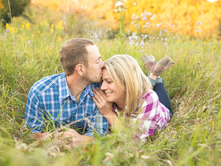 {Jen & Kasey} Engagement and Family Session
