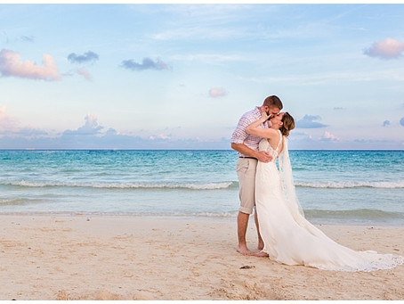 {Hailee & Travis} Playa del Carmen, Mexico Destination Wedding
