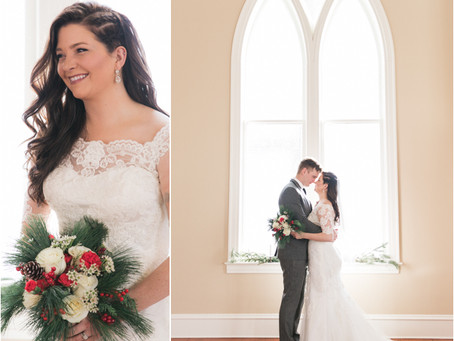 {Megan & Tucker} Intimate Family Wedding