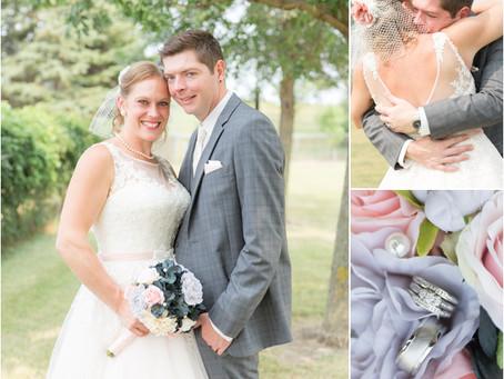 {Josh & Mandi} Freeport Minnesota Wedding