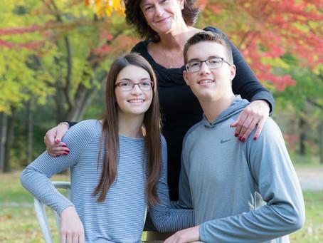 {Jones Family} Minnesota Fall Family Session