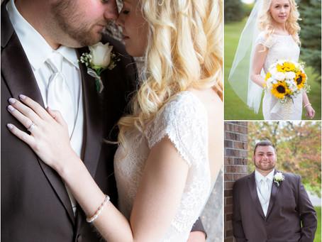 {Christine & Mike} Central Minnesota Wedding