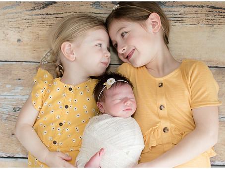 {Baby Hayven} In-home Newborn Session