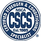 Certified Strength and Conditioning Specialist NSCA CSCS