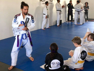 Purple Belt Perturbation
