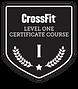 CF L1, CrossFit