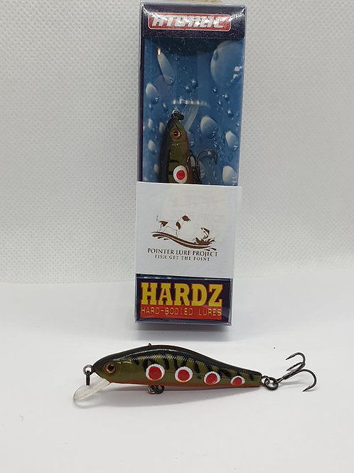 ATOMIC SHAD 50 IMPROVED - SPOTTED FROG