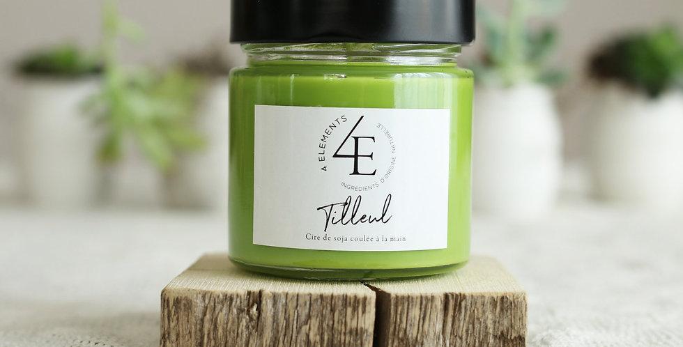 Chandelle 4 Éléments - Tilleul