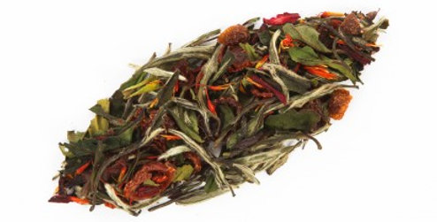 ZYO TEA - Fraise et Hibiscus 50gr