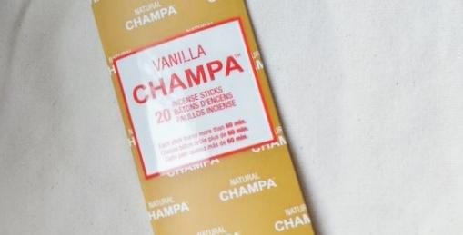 Encens Satya Nag Champa Vanilla-20 bâtons
