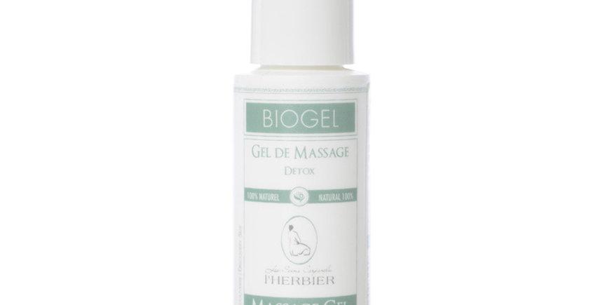 L'HERBIER - Gel de massage Détox