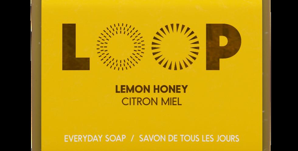 SAVONNERIE DES DILIGENCES - Savon LOOP Citron & Miel