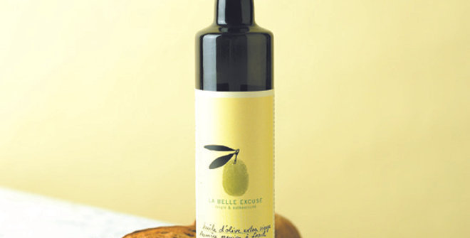 LA BELLE EXCUSE - Huile d'olive verte extra vierge 250ml