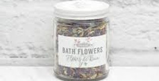 DOT & LIL - Fleurs de bain