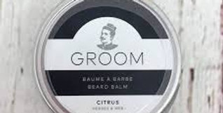 GROOM - Baume à barbe Citrus