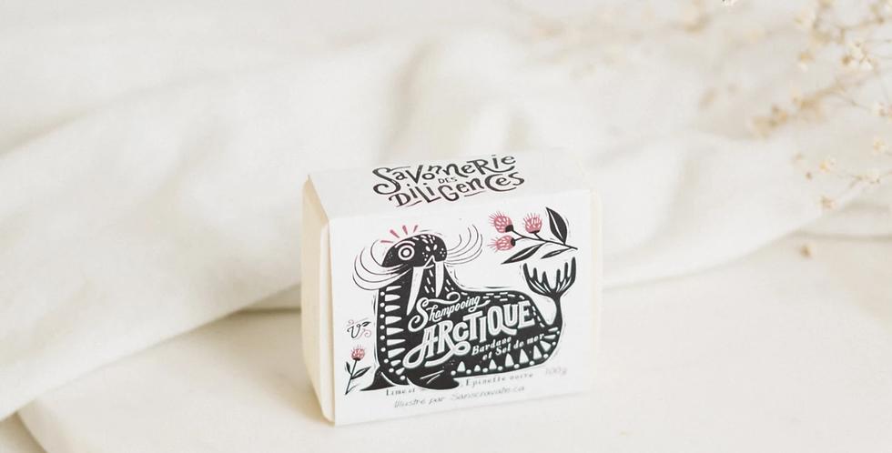 SAVONNERIE DES DILIGENCES - Shampooing Artique