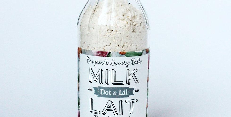 DOT & LIL - Lait de bain Bergamote
