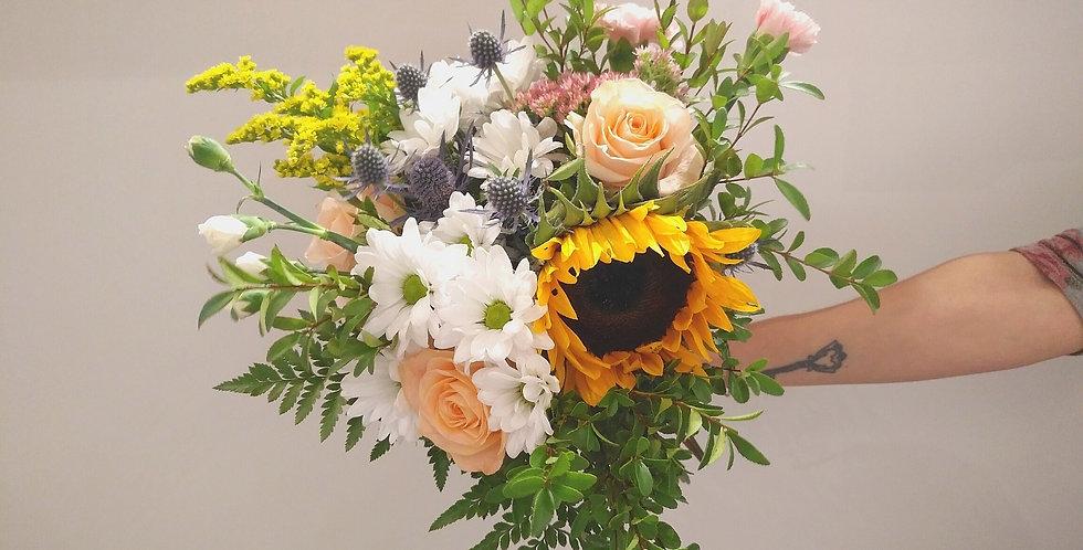 Bouquet mixte - Format moyen